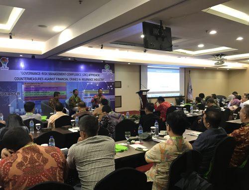 Seminar Nasional 2019 Fungsi Kepatuhan yang Bernilai Tambah Bagi Perusahaan