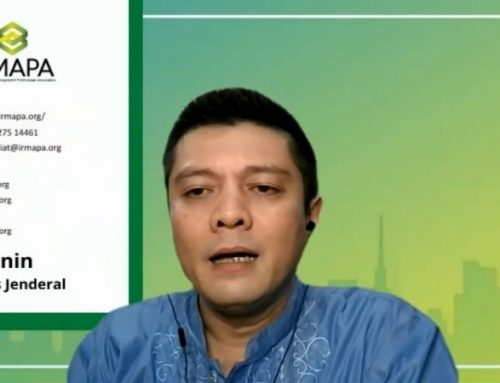 Press Release Webminar Bintang IRMAPA Muda: Plagiarisme