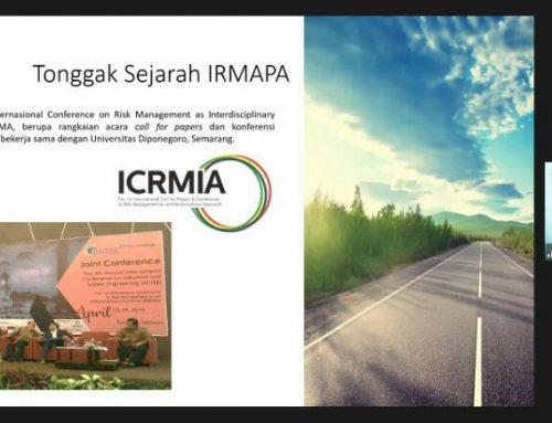 Press Release: Riung Anggota | IRMAPA 2021: Berlari Menyambut 1 Dasawarsa Dalam Berkarya bagi Indonesia